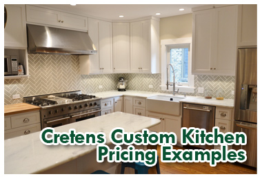 Cretens-Custom-Kitchen Pricing